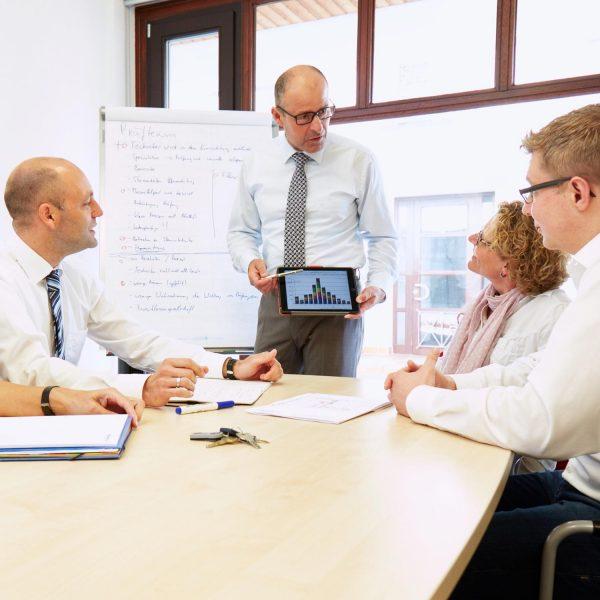 Coaching und Training im Bereich Medizintechnik