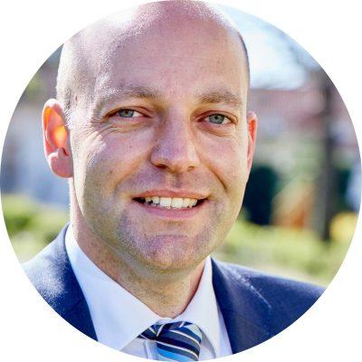 Geschäftsführer Thorsten Daniel