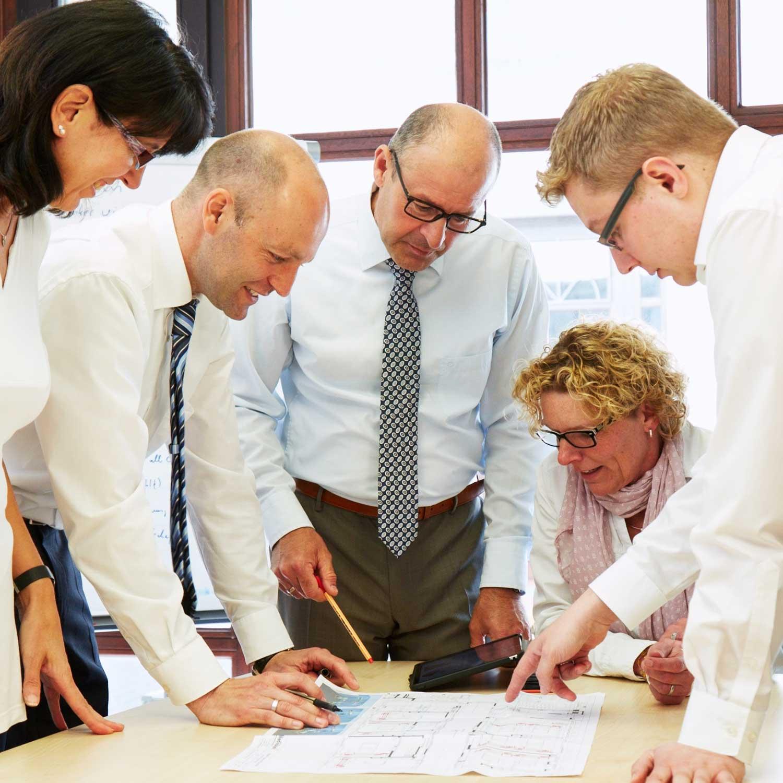 Coaching und Training von Mitarbeitern im Bereich Medizintechnik